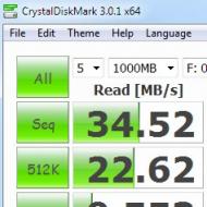 Baixar CrystalDiskMark