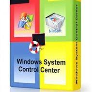 Baixar Windows System Control Center