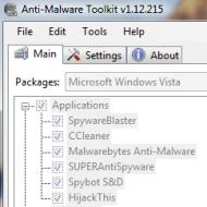 Baixar Anti-Malware Toolkit