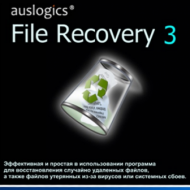 Baixar Auslogics File Recovery