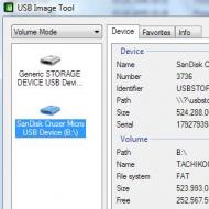 Baixar USB Image Tool