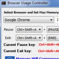 Baixar All Browsers Memory