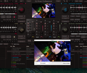 Baixar DJ Mixer Professional for Mac v3.6.8
