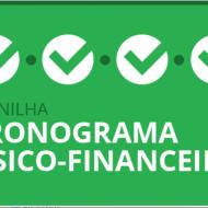 Baixar Planilha de Cronograma Físico-Financeiro