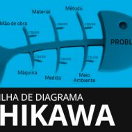 Baixar Planilha de Diagrama de Ishikawa