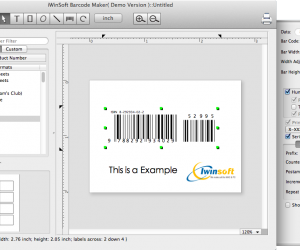 Baixar iWinSoft Barcode Maker for Mac