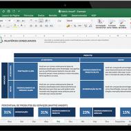 Baixar Planilha de Matriz ANSOFF em Excel