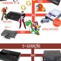 Evolução dos consoles