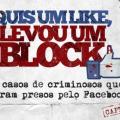 6 casos de criminosos que foram presos pelo Facebook
