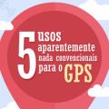 5 usos aparentemente inusitados para o GPS