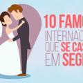 10 famosos internacionais que se casaram em segredo