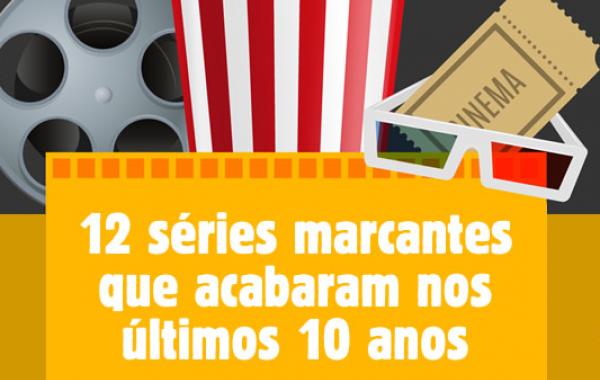 12 séries marcantes que acabaram aos últimos 10 anos