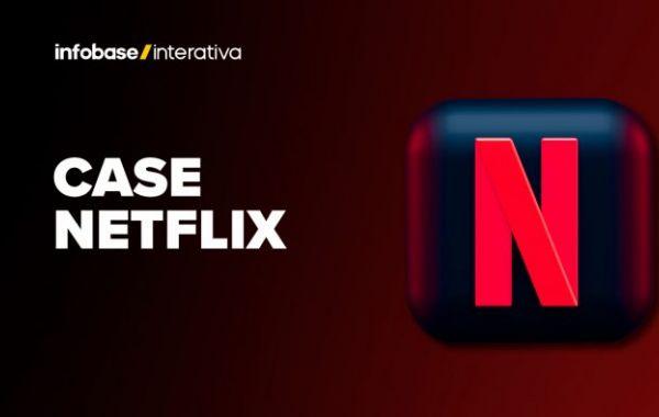 Netflix: origem, crescimento e sucesso.