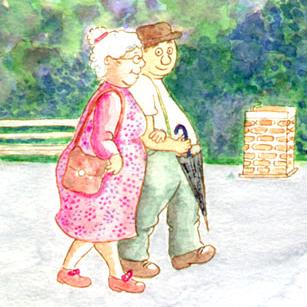 Textos sobre Dia do Avô e Avó