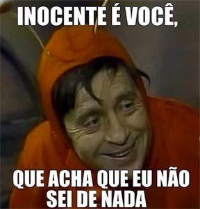 Inocente é Você