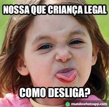 Que Criança Legal