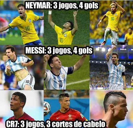 Os Craques da Copa