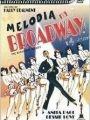 Melodia Na Broadway - Cartaz do Filme