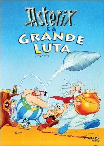 Trailer e resumo de Asterix e A Grande Luta, filme de