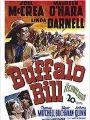 Buffalo Bill - Cartaz do Filme