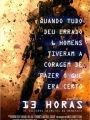13 Horas: Os Soldados Secretos de Benghazi - Cartaz do Filme