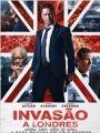 Invasão a Londres - Cartaz do Filme