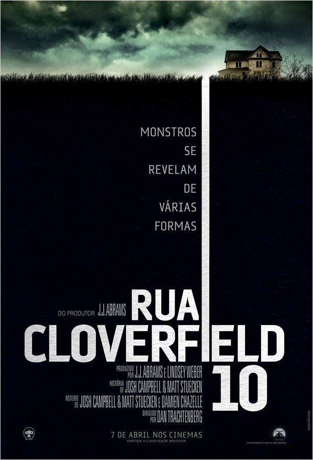 Trailer E Resumo De Rua Cloverfield 10 Filme De Suspense