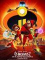 Os Incríveis 2 - Cartaz do Filme