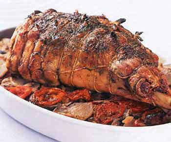 Cabrito à Vicentina - Receita de Carnes - ClickGrátis