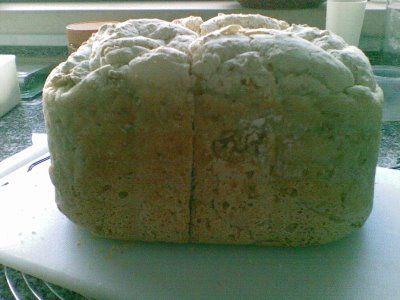 Pão de Forma sem Glúten - Receita de Pães e Sanduíches - ClickGrátis