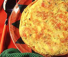 Receita Omelete Praiano