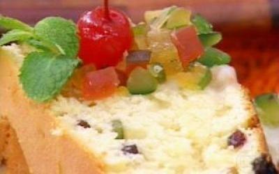 Pão de Frutas - Receita de Pães e Sanduíches - ClickGrátis