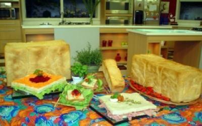 Pão de Miga - Receita de Pães e Sanduíches - ClickGrátis