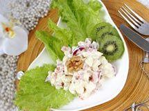 Receita Salada com Frutas