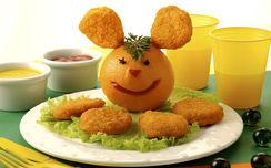 Receita Mini Chicken Laranjinha