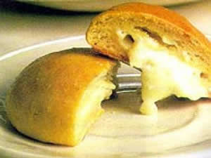 Receita Pão de Batata Recheado