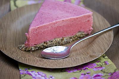 Receita Cheesecake Congelado de Morango