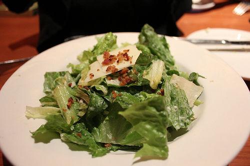 Receita Ceasar Salad