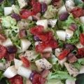 Receita Salada de Inverno