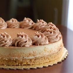 Receita Cheesecake de Tiramisu