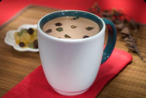 Receita Café de Inverno com Passas