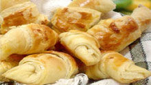 Receita Receita de Croissant de Frango