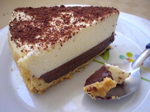 Receita Torta Especial Chocolate e Limão