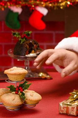 Receita Empadinhas Doces para o Natal