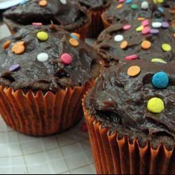 Receita Cupcake Básico de Chocolate