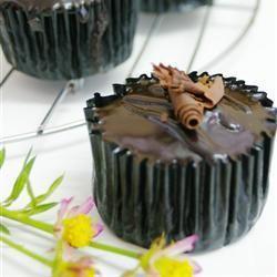 Receita Cupcake de Chocolate com Café