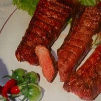 Receita Steaks de Picanha com 5 Pimentas