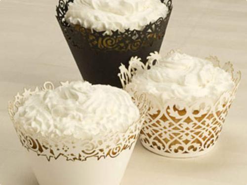 Receita Cupcakes sem Lactose