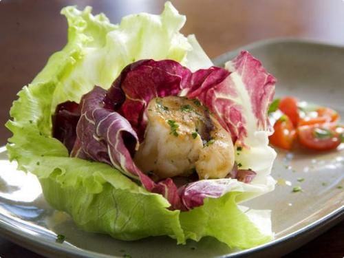 Receita Salada de Lagosta