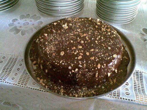 Receita Torta Alemã Rei